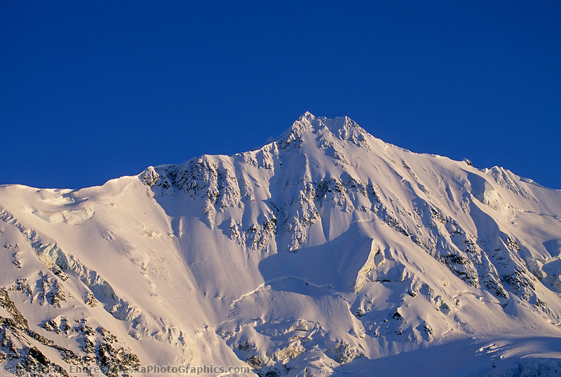 Mount institute, delta mountains, Alaska Range, Alaska