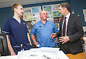 To coincide with the publication of the NHS Scotland 2013 Staff Survey Results Michael Matheson MSP, Minister for Public Health, meets NHS staff at Forth Valley Royal Hospital to speak about the issues important to them and hear their views on the survey feedback. <br />