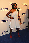 Ebonee Noel on FBI - CBS Upfront 2018 on May 17, 2018 at the Plaza Hotel, New York City, New York with new Prime Time 2018-19 shows (Photo by Sue Coflin/Max Photo)