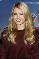 "HOLLYWOOD, CA - NOVEMBER 19: Taylor Spreitler at the World Premiere Of Walt Disney Animation Studios' ""Frozen"" held at the El Capitan Theatre on November 19, 2013 in Hollywood, California. (Photo by David Acosta/Celebrity Monitor)"