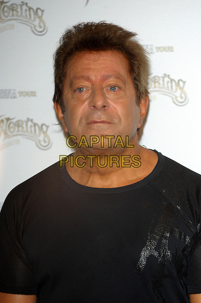 LONDON, ENGLAND - FEBRUARY 28: Jeff Wayne attends a media call for Jeff Wayne's musical version of 'The War of The Worlds' The Final Arena Tour! at The Hospital Club on February 28th, 2014 in London, England.<br /> CAP/CJ<br /> &copy;Chris Joseph/Capital Pictures