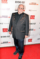 LOS ANGELES, CA - SEPTEMBER 30: Paul Schrader at the retrospective of Paul Schrader's body of work and The Beyond Fest Screening and Retrospective of Dog Eat Dog hosted by American Cinematheque at the Egyptian Theatre in Los Angeles, California on September 30, 2016. Credit: Koi Sojer/Snap'N U Photos/MediaPunch