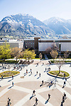 _RE_4031<br /> <br /> 1703-57 GCS Spring<br /> <br /> March 24, 2017<br /> <br /> Photography by Nate Edwards/BYU<br /> <br /> &copy; BYU PHOTO 2016<br /> All Rights Reserved<br /> photo@byu.edu  (801)422-7322