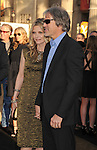 HOLLYWOOD, CA - MAY 07: Michelle Pfeiffer and David E. Kelley attend the Los Angeles premiere of 'Dark Shadows' at Grauman's Chinese Theatre on May 7, 2012 in Hollywood, California.
