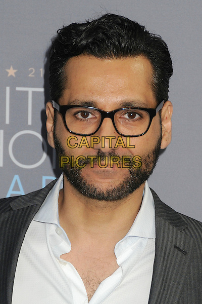 17 January 2016 - Santa Monica, California - Cas Anvar. 21st Annual Critics' Choice Awards - Arrivals held at Barker Hangar. <br /> CAP/ADM/BP<br /> &copy;BP/ADM/Capital Pictures