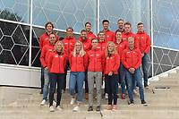 SCHAATSEN: HEERENVEEN: 01-10-2019, IJsstadion, Perspresentatie Team IKO, ©foto Martin de Jong