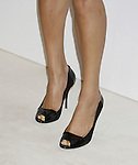 Melody Thornton 's shoes at Chanel's Launch of Highly Anticipated New Concept Boutique on Robertson Boulevard on May 29, 2008 in Los Angeles, California.