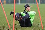 10.01.2018, Trainingsgelaende, Bremen, GER, 1.FBL, Training SV Werder Bremen<br /> <br /> im Bild<br /> Philipp Bargfrede (Werder Bremen #44), <br /> <br /> Foto &copy; nordphoto / Ewert