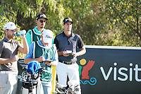 Tomas Gouveia (POR) during round 1 of the Portugal Masters, Dom Pedro Victoria Golf Course, Vilamoura, Vilamoura, Portugal. 24/10/2019<br /> Picture Andy Crook / Golffile.ie<br /> <br /> All photo usage must carry mandatory copyright credit (© Golffile | Andy Crook)