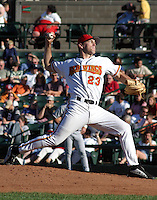 July 18, 2003:  Willie Eyre of the Red Wings, Class-AAA affiliate of the Minnesota Twins, during a International League game at Frontier Field in Rochester, NY.  Photo by:  Mike Janes/Four Seam Images