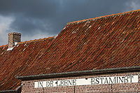 Europe/France/Nord-Pas-de-Calais/59/Nord/Poperinge/Boescheepseweg: Estaminet: In De Leene