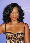 HOLLYWOOD, CA - AUGUST 16: Garcelle Beauvais arrives for the Los Angeles premiere of 'Sparkle' at Grauman's Chinese Theatre on August 16, 2012 in Hollywood, California.