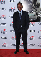 09 November  2017 - Hollywood, California - Jason Mitchell. AFI FEST 2017 Presented By Audi - Opening Night Gala - Screening Of Netflix's &quot;Mudbound&quot; held at TCL Chinese Theatre in Hollywood.  <br /> CAP/ADM/BT<br /> &copy;BT/ADM/Capital Pictures