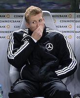 Fussball International  WM Qualifikation 2014   16.10.2012 Deutschland - Schweden Andre Schuerrle (Deutschland)  auf der Ersatzbank