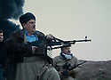 Iraq 2014, November 26, on the front near Kirkouk, Hama Haji Mahmoud  Irak 2014  Le 26 novembre, sur le front pres de Kirkouk, Hama Haji Mahmoud