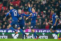 Stoke City v Manchester United - 21.01.2017