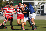NELSON, NEW ZEALAND - JUNE 29 Div 2 Rugby Nelson v WOB on June 29 at Trafalgar Park 2019 in Nelson, New Zealand. (Photo by: Evan Barnes Shuttersport Limited)