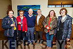 Mary Cantillion, Cathy Nelan, Seamus McEnery, Sean and Noreen Mahoney and Kathleen Delaney enjoying the Causeway Senior citizens Christmas Party in the Ballyroe Hotel on Sunday.
