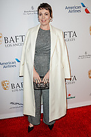 05 January 2019 - Los Angeles, California - Olivia Colman. the BAFTA Los Angeles Tea Party held at the Four Seasons Hotel Los Angeles. Photo Credit: AdMedia