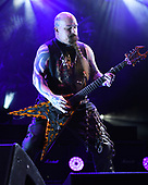 WEST PALM BEACH, FL - MAY 11: Kerry King of Slayer performs at The Coral Sky Amphitheatre on May 11, 2019 in West Palm Beach Florida. Credit Larry Marano © 2019