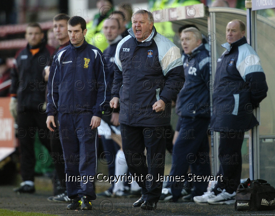 17/02/2007       Copyright Pic: James Stewart.File Name : sct_jspa06_dunfermline_v_kilmarnock.KILMARNOCK MANAGER JIM JEFFRIES VENTS IS ANGER....James Stewart Photo Agency 19 Carronlea Drive, Falkirk. FK2 8DN      Vat Reg No. 607 6932 25.Office     : +44 (0)1324 570906     .Mobile   : +44 (0)7721 416997.Fax         : +44 (0)1324 570906.E-mail  :  jim@jspa.co.uk.If you require further information then contact Jim Stewart on any of the numbers above.........