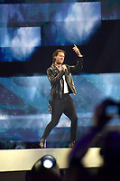 Victor Crone (Estonia)<br /> Eurovision Song Contest, Rehearsal of the first semi-final, Tel Aviv, Israel - 13 May 2019<br /> **Not for sales in Russia or FSU**<br /> CAP/PER/EN<br /> &copy;EN/PER/CapitalPictures