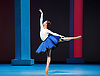 Bolshoi Ballet <br /> The Taming of the Shrew <br /> choreography by Jean-Christophe Maillot <br /> at The Royal Opera House, Covent Garden, London, Great Britain <br /> rehearsal of act 1<br /> 3rd August 2016 <br /> <br /> <br />  <br /> Olga Smirnova as Bianca <br /> <br /> <br /> Photograph by Elliott Franks <br /> Image licensed to Elliott Franks Photography Services