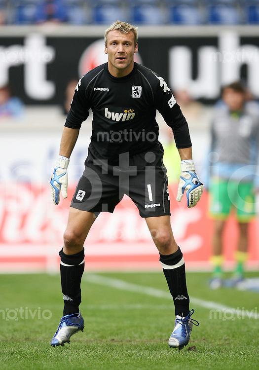 Fussball  1. Bundesliga  Saison 2006/2007 Michael HOFMANN (1860 Muenchen)