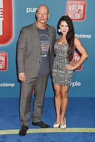 HOLLYWOOD, CA - NOVEMBER 05: Joseph Gatt and Mercy Malick attend the Premiere Of Disney's 'Ralph Breaks The Internet' at the El Capitan Theatre on November 5, 2018 in Los Angeles, California.<br /> CAP/ROT/TM<br /> &copy;TM/ROT/Capital Pictures