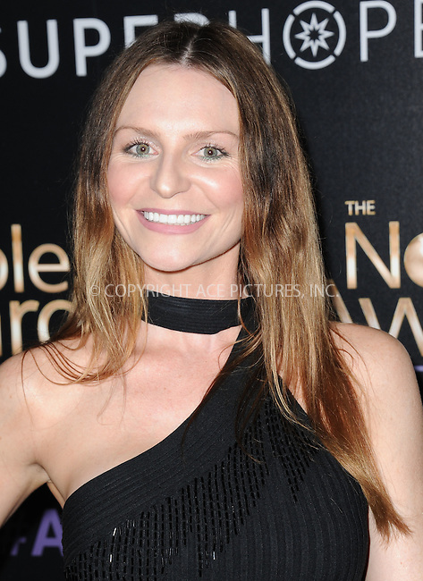 WWW.ACEPIXS.COM<br /> <br /> February 27 2015, LA<br /> <br /> Jackie Mattson arriving at the 3rd Annual Noble Awards at The Beverly Hilton Hotel on February 27, 2015 in Beverly Hills, California.<br /> <br /> <br /> By Line: Peter West/ACE Pictures<br /> <br /> <br /> ACE Pictures, Inc.<br /> tel: 646 769 0430<br /> Email: info@acepixs.com<br /> www.acepixs.com