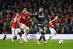 Emre Can of Liverpool during the UEFA Europa League match at Old Trafford. Photo credit should read: Philip Oldham/Sportimage