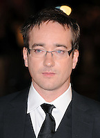 "MATTHEW MacFADYEN .attending The World Premiere of .""Frost/Nixon"" during The Times BFI 52nd London Film Festival, Odeon Leicester Square, London, England, UK,.15th October 2008.portrait headshot black tie glasses .CAP/BEL.©Tom Belcher/Capital Pictures"