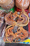 Dried Fish At Gyee Zai Market