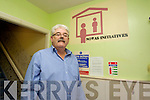 Tom Wall Manager of Arlington Lodge Homeless Shelter in Church Street, Tralee.