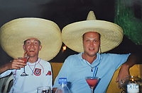 "Copy picture of Richard Best, left, on holiday in Cyprus with friend Lee Rees, right,<br /> Re: The parents of Richard Best, who died in an accident that left him with a serious head injuries after tripping over his own flip flop have paid tribute to him as ""a life-long Cardiff supporter who touched the hearts of everyone"".<br /> Around 1,000 will attend the funeral of Richard Best, who died in the accident in the early hours of July 3, 2018.<br /> ""He was so well loved by everyone."" said his mum Pam.<br /> ""I just can't believe how many hearts he touched. I find it hard to still accept it, at times I am in denial and other times I realise what has happened.""<br /> The family's home in Baglan, south Wales has been inundated with cards and flowers since Richard, who worked at the steelworks in Port Talbot, was found with a head injury."
