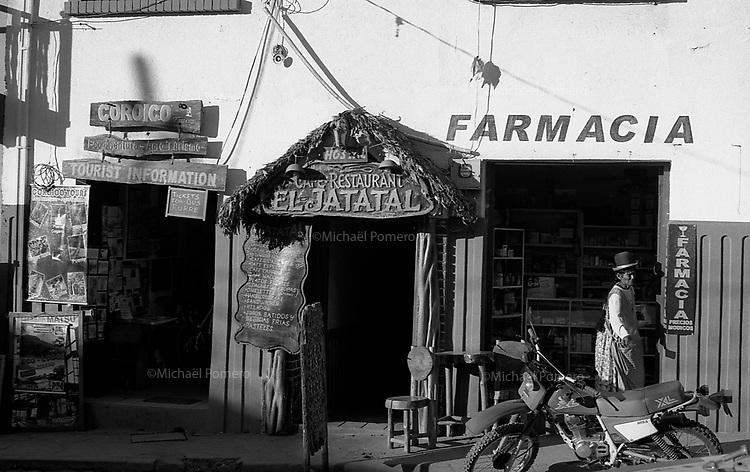 02.2010  Coroico (Bolivia)<br /> <br /> Pharmacie de coroico.<br /> <br /> Pharmacy of coroico.
