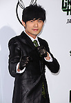 Jay Chou attends the Columbia Pictures' Premiere of The Green Hornet held at The Grauman's Chinese Theatre in Hollywood, California on January 10,2011                                                                               © 2010 DVS / Hollywood Press Agency