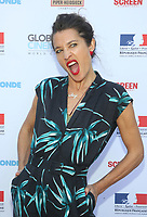 BEVERLY HILLS, CA - FEBRUARY 10: Chelsea Winstanley, at Global CINEMATHEQUE presents the World Cinema Awards ceremony at the Residence du Consul de France in Beverly Hills California on February 10, 2020. <br /> CAP/MPIFS<br /> ©MPIFS/Capital Pictures