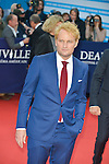 Jason Clarke attends the 41st Deauville American Film Festival Opening Ceremony on September 4, 2015 in Deauville, France.