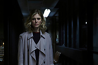 Ep 5 - Emilia Fox as Sally<br /> White Dragon (2018 - )<br /> Strangers (original title)<br /> *Filmstill - Editorial Use Only*<br /> CAP/RFS<br /> Image supplied by Capital Pictures
