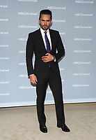 NEW YORK, NY - MAY 14: Fabian Rios at the 2018 NBCUniversal Upfront at Rockefeller Center in New York City on May 14, 2018.  <br /> CAP/MPI/PAL<br /> &copy;PAL/MPI/Capital Pictures
