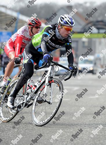 2013-04-03 / Wielrennen / seizoen 2013 / Jeroen Heymans..Foto: Mpics.be