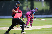 J Biddulp of Hampstead during North Middlesex CC vs Hampstead CC, Middlesex County League Cricket at Park Road on 25th May 2019