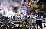 KOSARKA, BEOGRAD, 11. Nov. 2012. - Navijaci Partizana. Utakmica 8. kola ABA lige izmedju Partizana i Crvene zvezde u okviru sezone 2012/2013.  Foto: Nenad Negovanovic