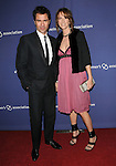 "Eric McCormack & wife at The 18th Annual"" A Night at Sardi's"" Fundraiser & Awards Dinner held at The Beverly Hilton Hotel in The Beverly Hills, California on March 18,2010                                                                   Copyright 2010  DVS / RockinExposures"
