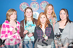 St. Joseph's under eighteen basketball team who were presented with medals at a ceremony in The Fr. Casey Club Abbeyfeale on Saturday evening.  Katie O'Sullivan, Aisling Cronin, and Amie Sheehy. Rhiannon McNulty and Aisling Scanlon...   Copyright Kerry's Eye 2008