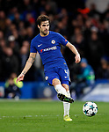Chelsea's Cesc Fabregas in action during the Champions League Group C match at the Stamford Bridge, London. Picture date: December 5th 2017. Picture credit should read: David Klein/Sportimage