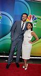 Zachary Levi - Eva Longoria, - NBC Upfront at Radio City, New York City, New York on May 11, 2015 (Photos by Sue Coflin/Max Photos)