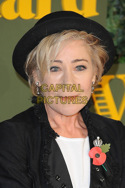 LONDON, ENGLAND - NOVEMBER 13: Zoe Wanamaker attends The London Evening Standard Theatre Awards at The Old Vic Theatre on November 13, 2016 in London, England.<br /> CAP/BEL<br /> &copy;BEL/Capital Pictures