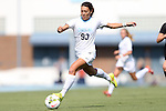 15 August 2014: North Carolina's Brooke Elby. The University of North Carolina Tar Heels hosted the University of Missouri Tigers at Fetzer Field in Chapel Hill, NC in a 2014 NCAA Division I Women's Soccer preseason match. Missouri won the exhibition 2-1.